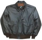 USAF A2 Leather Flight Jacket NEW