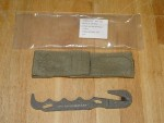 MultiCam Ontario Knife ASEK Aircrew Survival Egress Strap Cutter & Sheath THUMBNAIL