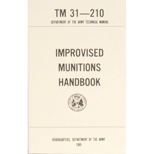 Department of the Army Improvised Munitions Handbook_MAIN