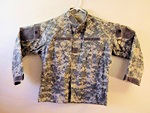ACU Digital Camo Army Uniform Jacket Used THUMBNAIL