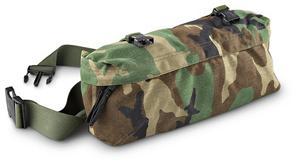 Waist Butt Pack Woodland MOLLE Ruck Sack LARGE