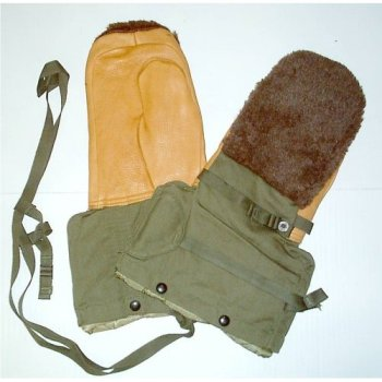 USGI Military Artic Mitts LARGE