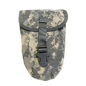 USGI ACU Digital Entrenching E-Tool Carrier Pouch Molle II MAIN