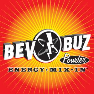 Bev Buz Energy Mix-In Powder