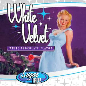 Sugar Free White Velvet Chocolate