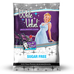 SUGAR FREE White Velvet Chocolate<br> 2 lb. Bag - Consumer