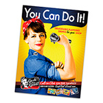 Promo Poster - You Can Do It!