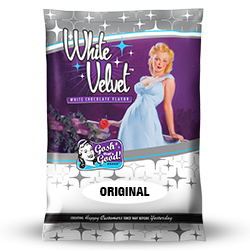 White Velvet Chocolate<br> 3 lb. Bag<p> MAIN