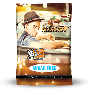 Sugar Free Creamy Hazelnut <br>3 lb. Bag<p>