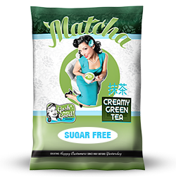 Sugar Free Matcha Green Tea<br> 2 lb. Bag