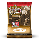 Sugar Free Rich Classic Chocolate<br> 2 lb. Bag THUMBNAIL