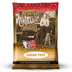 NF - Sugar Free Rich Classic Chocolate<br>2 lb. Bag
