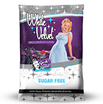 Sugar Free White Velvet Chocolate<br>2 lb. Bag nf