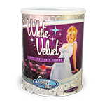 Vintage Sugar Free White Velvet Chocolate - 2.5 lb. Can