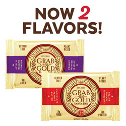 Grab The Gold - 1 Snack Bar