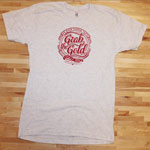 NEW Grab The Gold Vintage Logo T-Shirt Mini-Thumbnail