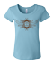 Grab The Gold® Logo Ladies T-Shirt Mini-Thumbnail