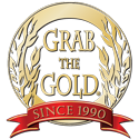 Grab The Gold® Logo