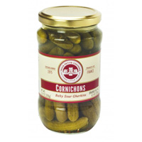 3 LP Cornichons Pickle, 12.35oz MAIN