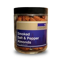 Ag Standard Classic Salt & Pepper Smoked Almonds 4 oz. MAIN