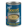 Amy's Soups - Mushroom Bisque with Porcini, 14 oz. THUMBNAIL