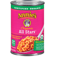Annie's Organic All Stars Pasta, 15oz MAIN
