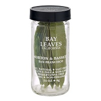 Morton & Bassett California Bay Leaves, 0.14 oz. MAIN