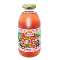 Bragg Organic Apple Cider Vinegar Drink - Pomegranate & Goji Berry, 16 oz. THUMBNAIL