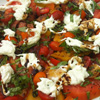*Heirloom Tomato Caprese Salad