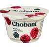 Chobani Raspberry Greek Yogurt, 5.3oz. THUMBNAIL