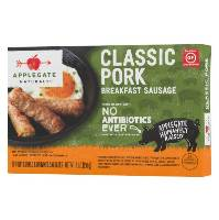 Applegate Naturals Classic Pork Breakfast Sausage, 7oz. MAIN