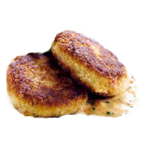 Crab Cake, 3oz. LARGE
