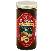 Curry-Delights Mango Chutney, 9.75oz LARGE