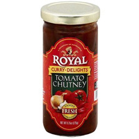 Curry-Delights Tomato Chutney, 9.75oz LARGE