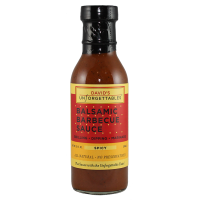 David's Unforgettables Spicy Barbecue Sauce, 13oz. LARGE