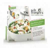 Dr. Praeger's Egg Whites & Kale Breakfast Bowl, 7 oz. MAIN