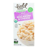 Field Day Organic White Cheddar Macaroni & Cheese, 6 oz. THUMBNAIL