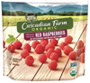Cascadian Farm Organic Raspberries, 10oz. THUMBNAIL