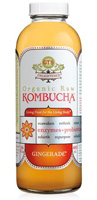 GT's Enlightened Gingerade Organic Kombucha, 16.2 oz. THUMBNAIL