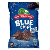 Garden Of Eatin' Blue Corn Tortilla Chips, 8.1oz. MAIN