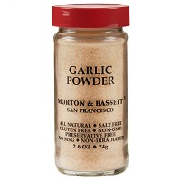 Morton & Bassett Garlic Powder, 2.6oz. MAIN