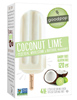 GoodPops Coconut Lime Frozen Pops, 4 pack THUMBNAIL