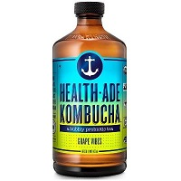 Health-Ade Grape Vibes Kombucha, 16oz. THUMBNAIL