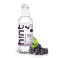 Hint Water Infused with Blackberry, 16 oz. THUMBNAIL