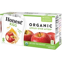Honest Kids Appley Ever After Organic Juice Drink, 8-6.75oz. LARGE