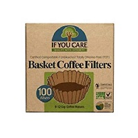 If You Care Basket Coffee Filters, 100 count MAIN