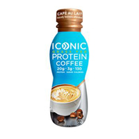 Iconic Protein Cafe Au Lait, 11.5 oz. THUMBNAIL