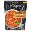 Imagine Organic Thai Coconut Curry Simmer Sauce, 10oz. THUMBNAIL