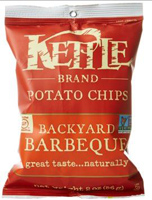 Kettle Brand Backyard Barbeque Potato Chips, 1.5 oz. MAIN
