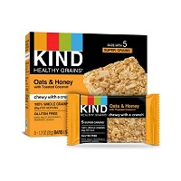 Kind Healthy Grains Oats & Honey w/Coconut Granola Bars, 5-pack MAIN
